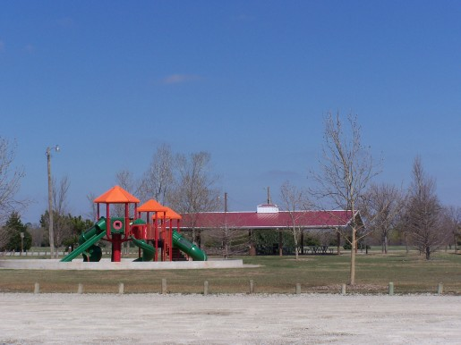 Lake Wichita Park Shelter & Playground