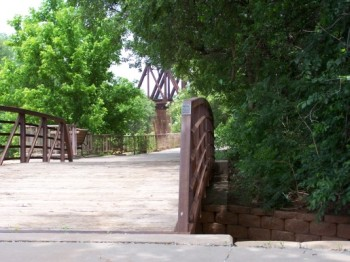 Wichita River Trail & Railroad Bridges