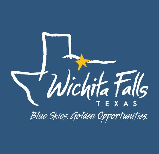 Wichita Falls, Texas. Blue Skies. Golden Opportunities