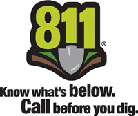 811Logo Opens in new window