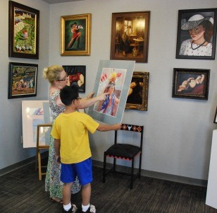 Wichita Falls Art Association-Jensen Gallery