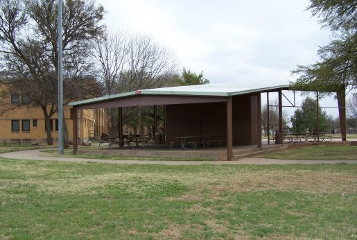 Bridwell Park Shelter