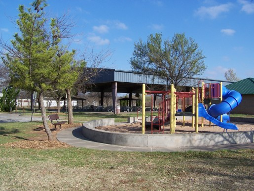 Spudder Park Shelter and Playground