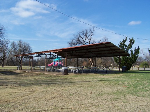 Williams Park Shelter