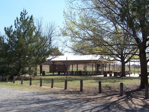 Weeks Park Shelter