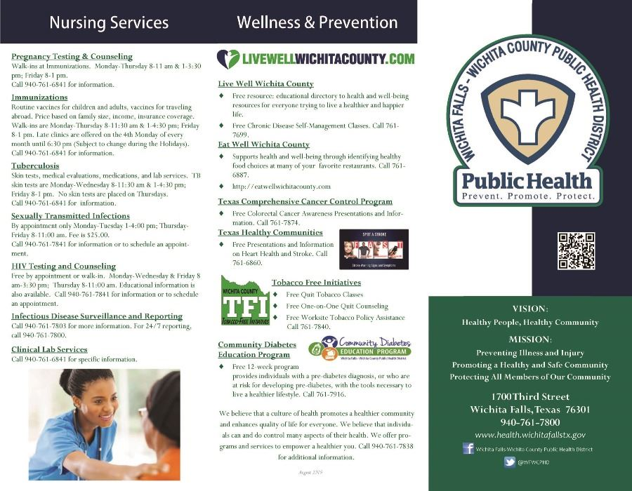 Health District Services Brochure -August 2019_Page_1